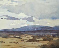 "Susan Petty, ""Arizona Morning"", 12.25 x 15 inches, watercolor"