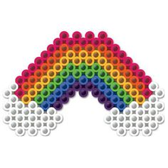 Biggie Beads Patterns PDFs from Perler