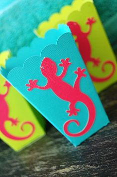 Girly Gecko Birthday Party Ideas | Photo 3 of 15 | Catch My Party