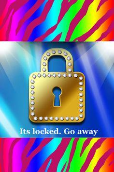 Cute lock screen wallpaper