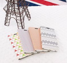 LEMANO NORDIC PATTERN FLIP COVER FOR GALAXY S4