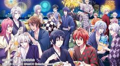imagenes, gifs y videos del anime Anime Kimono, Manga Anime, Anime Art, Tsukiuta The Animation, 4th Anniversary, Cute Anime Guys, Hitman Reborn, Gifs, Anime Couples