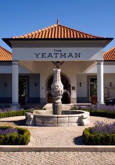 The Yeatman #porto Porto Portugal, Douro, Places Ive Been, Costa, Pergola, Outdoor Structures, Mansions, Luxury, House Styles