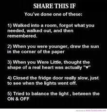 I have done all of these