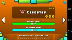 Geometry Dash Level 14: ClubStep