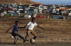 Young kids playing soccer in Ghana Africa Pure Football, Football Fans, Soccer Images, Viviane Sassen, International Soccer, Most Popular Sports, Kids Around The World, Soccer Skills, Boys Playing