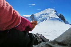 varful mont blanc vazut de la 4300 m Mount Everest, Mountains, Classic, Nature, Travel, Mont Blanc, Derby, Naturaleza, Viajes