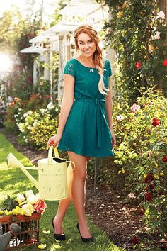 Lauren Conrad for Kohls - Fall 2012 - i love this photo!