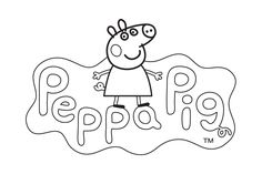 Free Coloring Pages Printable Pictures To Color Kids Drawing ideas: Cartoon Peppa Pig Printable Easy Coloring Pages For Kids To Color Peppa Pig Cartoon, Molde Peppa Pig, Peppa Pig Drawing, Peppa Pig Imagenes, Cartoon Kids, Peppa Pig Coloring Pages, Easy Coloring Pages, Coloring Pages For Kids, Coloring Sheets
