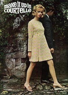 1968 - Courtelle fashions