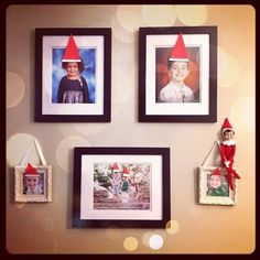 Looking for some fun and creative elf on the shelf ideas for this Christmas? There are funny, cute, mischievous and easy elf on the shelf ideas for inspiration including arrival All Things Christmas, Christmas Holidays, Christmas Crafts, Christmas Decorations, Funny Christmas, Christmas Pictures, Elf On The Shelf, Shelf Elf, Der Elf