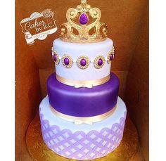 Princess Cake!!!!