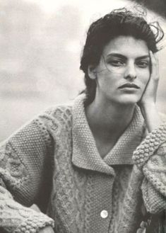 Linda Evangelista, Peter Lindbergh, High Fashion Photography, Editorial Photography, Lifestyle Photography, Paris Photography, Fotografia Social, Vogue China, 90s Models