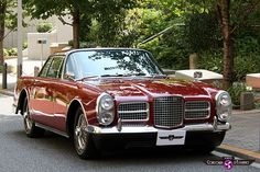 Facel Vega Facel II 1964 Maintenance/restoration of old/vintage vehicles: the material for new cogs/casters/gears/pads could be cast polyamide which I (Cast polyamide) can produce. My contact: tatjana.alic@windowslive.com