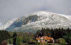 My Mt Wellington, Hobart, Tasmania. Again. Sigh, I can't wait till we are back again.