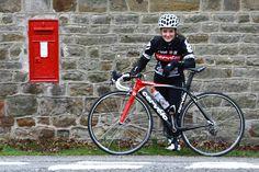 lizzie armitstead, old, road bike, cervelo, pic: Simon Wilkinson/SWpix.com