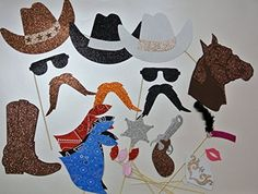 22 Pc Photo Booth Party Props Mustache on a Stick Western Theme Party Cowboy Hat, http://www.amazon.com/dp/B00O16DBUU/ref=cm_sw_r_pi_awdm_k65pxb1VCHG5F