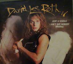 David Lee Roth Just A Gigolo I Ain't Got Nobody by DorenesXXOO