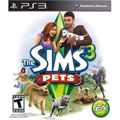 The Sims Pets PS3