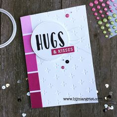 Hoi hoi,     Vandaag een kaartje gemaakt met de nieuwe stempelset Lovely Inside & Out van Stampin' Up!           Voor deze frisse kaart w...