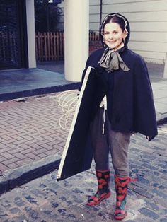 Louise Brealey is adorable.