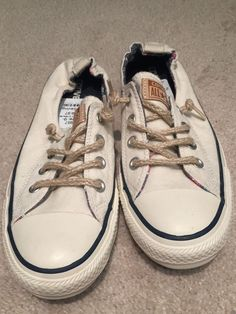 bd350bdfdac6 Converse CT Shoreline Lace up Slip On Sneakers Shoes Chuck Taylor eBay!