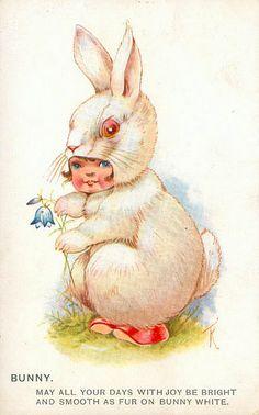 Bunny costume http://www.pinterest.com/dvinemrswalters/easter-beauty/