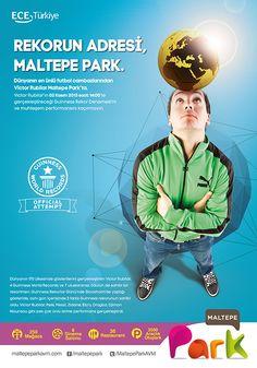 2 Kasım'da #MaltepePark'ta bir Guinness Rekor denemesi gerçekleşecek!  Ünlü top cambazı Victor Rubilar ECE Türkiye Proje Yönetimi A.Ş. tarafından yönetilen Maltepe Park'ta yeni bir rekor denemesi yapacak.  Victor Rubilar'ın 7 uluslararası ödülü bulunmakta. Kendisi 4 Guinness rekoru sahibi. Bugüne kadar 35 ülke, 170 şehirde gösteriye imza atan Rubilar Stockholm'deki Guinness Günleri'nde aynı gün üst üste üç rekor kırdı.