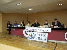 ASAMBLEA - Aspaym Sevilla