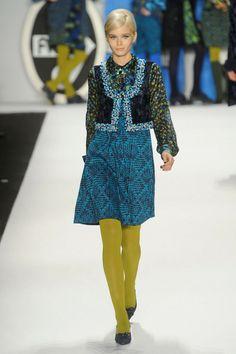 New York Fall 2012 - Anna Sui