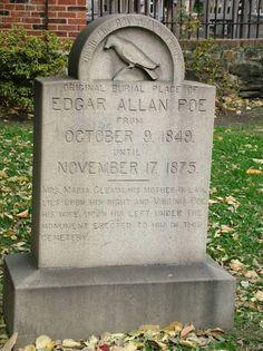 Edgar allan poe bad luck misfortune and death