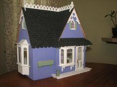 Dollhouse 011.jpg - Storybook Cottage - Gallery - The Greenleaf Miniature Community