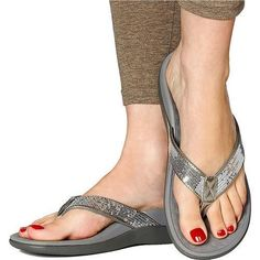 100d981422f7a Details about Vionic Tide II Thong Sandal Orthaheel Technology Women s  Orthotic Flip Flop