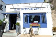 Le Penguin is a joyous (if sometimes zealously loud) and happy dining experience, like being part of a big French cooking family. Jean Louis should be pleased to have Blech as his legacy for a new generation.