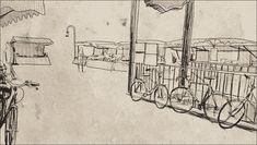Bo Soremsky's Animated Sketches - Sensu