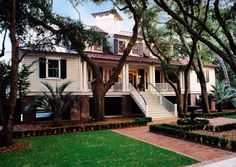 classic lowcountry style home