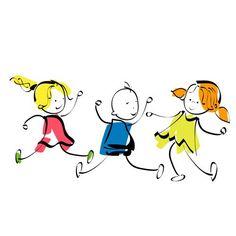 3 children in 15 years 3 Kids, Children, Cartoon Kids, Smurfs, Snoopy, Comics, My Love, Illustration, Fictional Characters