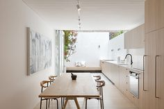 Surry Hills house by Benn & Penna