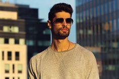 Eurovision Hungary – 'Pioneer' by Freddie Song Reviews, Freddie Mercury, Hungary, Beautiful Men, Mens Sunglasses, Celebrities, Singers, Music, Songs