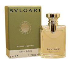Bvlgari Pour Homme by Bvlgari for Men 0.17 oz Eau de Toilette Miniature Collectible by BVLGARI. $13.62. Save 32% Off!