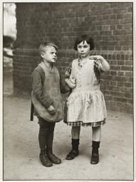 August Sander 'Children Born Blind', c. 1930, printed 1991 © Die Photographische Sammlung/SK Stiftung Kultur - August Sander Archiv, Cologne; DACS, London, 2016.