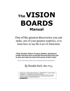 Create A Vision Board for Future