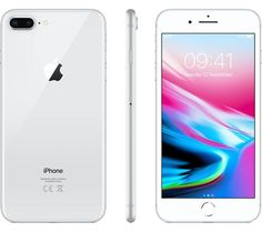 Apple New Iphone 8 Plus Silver Brand Factory Unlocked Smartphone Without Contract Data Capable Bluetooth Enabled Ios Work With Gsm Only Won't Cdma Or Other Built-in Memory Iphone 8 Plus, Free Iphone, T Mobile Phones, Mobile Smartphone, New Phones, Apple Iphone, Gold Factory, Apple Model, Frames