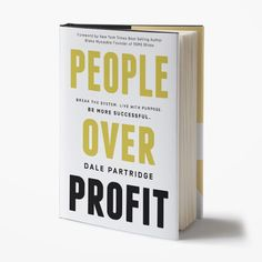 People over profit – People Over Profit