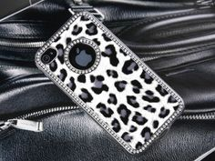 cheetah print iphone cover
