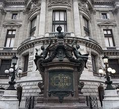 Opera de Garnier #Paris