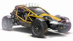 Ariel Nomad: Beast Off-Road Buggy With Superlight Sports Car DNA