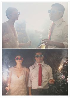 New York backyard wedding: Kali + Hansel -Bride's dress: APART & Alice + Olivia