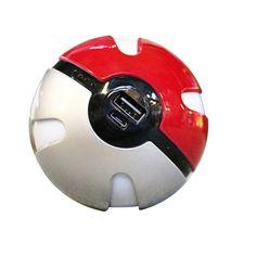 Pokeball Power Bank 10000mAh Cute Poke Ball Power Bank for iPhone Samsung Xiaomi External Battery Charger