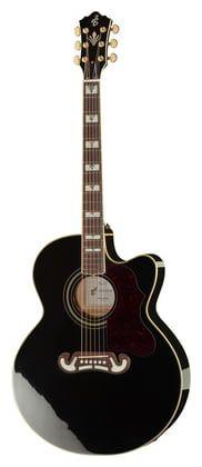 Harley Benton HB Custom Line King-CE BK | Music | Fender